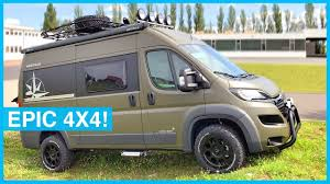 volkswagen westfalia 4x4 westfalia off road 4x4 adventure mobile van tour youtube