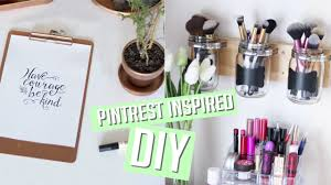 Diy Bedroom Decor by Diy Room Decor Organisation Pinterest Inspired Youtube