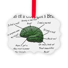 atlas of a geologists brain ornament by admin cp11157433