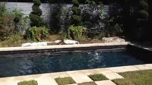 modern plunge pool design youtube