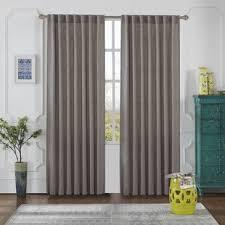 Length Curtains 54 Inch Length Curtains Wayfair