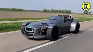 donkervoort video first driving impression of the donkervoort d8 gto gtspirit