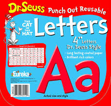 dr seuss assorted gift wrapping paper eureka dr seuss punch out reusable decorative 4 inch