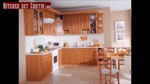 kitchen set modern kitchenset cantik modern kitchen design ideas 2017 youtube