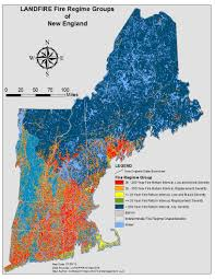 Wildfire Map America by A Synopsis Of Prescribed Fire In New England Ecological