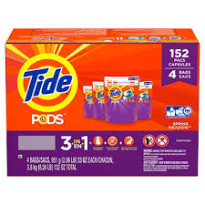 tide pods laundry detergent meadow 152 ct sam s club