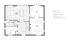 build a floor plan new build houses haywards heath west sussex extended design