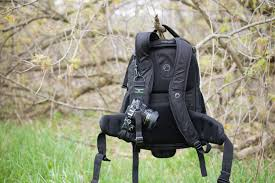 Backpack With Chair Attached Cotton Carrier Ev 1 Strapshot Backpack Camera Holster Review