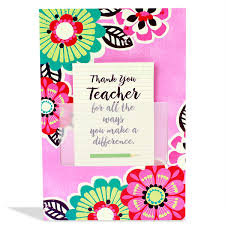 thank you cards for teachers thankyou card at best prices in india archiesonline