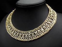 beautiful necklace gold images Choker necklace gold the beautiful choker necklace jewelry jpg