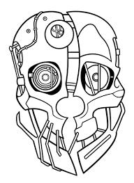 Dishonored Mask Dishonored Mask By Mechanicalfirefly On Deviantart