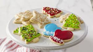 classic christmas sugar cookie cutouts recipe bettycrocker com
