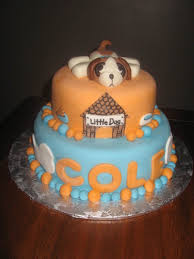 little puppy dog birthday cake cakecentral com