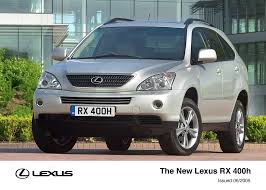 lexus rx 400h hybrid battery the lexus rx 400h lexus uk media site