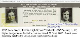 high school yearbook search ancestry updates 1880 2012 high school yearbook collection