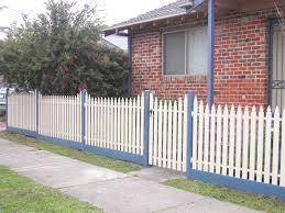 steel picket fencing metal picket fencing steel fences melbourne