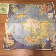 discworld map the discworld mapp being the onlie true and mostlie accurate
