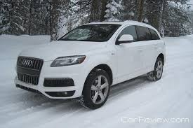 2011 audi suv 2011 audi q7 review car reviews and at carreview com