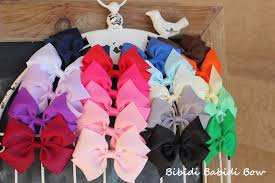hair bows set of 10 toddler hair bows birthday gift