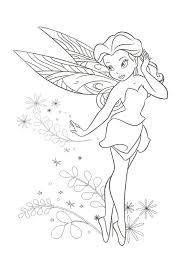 fairy coloring pages overview sheets color