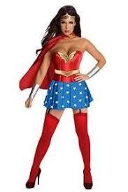 new women u0027s 5 piece wonder woman superhero fancy dress hen night