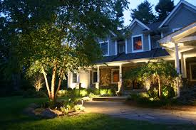 outdoor landscaping lights landscape lighting enhances your life your home and future buyers