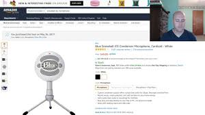 best value microphone for recording audio videos podcasts
