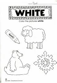 red color activity sheet and coloring pages for colors omeletta me