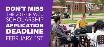 Application Letter For Need Based Scholarship Western Carolina University Scholarships
