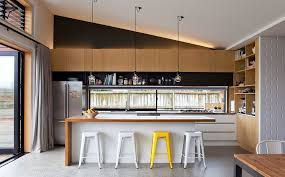 nz kitchen design yellow fox designed kitchen made and installed by neo design auckland