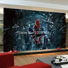 Spiderman Wallpaper For Bedroom Images Of Spiderman Wallpaper For Bedroom Sc