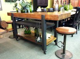 industrial kitchen island furniture design and home decoration