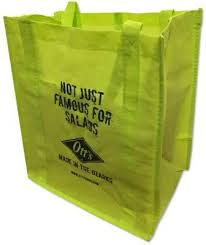 Reusable Shopping Bags Ott S Reusable Shopping Bag Ott Food Products