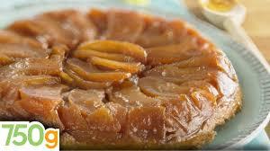 hervé cuisine tarte tatin tarte tatin maison 750 grammes