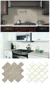 Metal Backsplash Tiles For Kitchens Faux Glass Tile Backsplash Faux Glass Tile Kitchen Peel And Stick