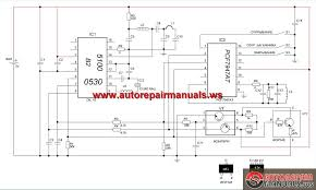 renault engine schematics renault wiring diagrams instruction