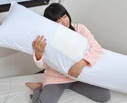 Cuddle Cushion Thanko U0027s Usb Heated Air Hug Pillow Is Inflatable Warm Dakimakura