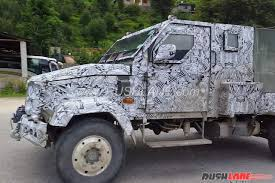 tata u0027s hummer styled vehicle for indian army enters production