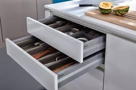 tiroir de cuisine tiroir pour cuisine plastic leicht