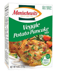 potato pancake mix manischewitz veggie potato pancake mix 6 oz of 12