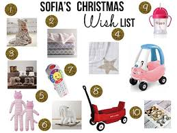 wishlist ideas there are more toddler wish list 550