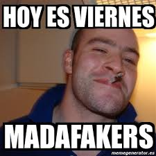 Meme Viernes - hoy es viernes meme mne vse pohuj