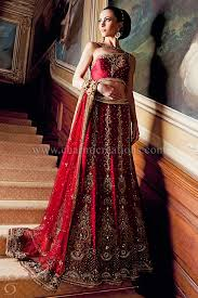 wedding dress maroon indian bridal wear indian wedding asian bridal wear