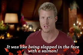 The Bachelor Australia Memes - it was like being slapped in the face with a salmon gifs get the
