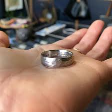 wedding bands raleigh nc forged platinum comfort fit wedding band quercus raleigh