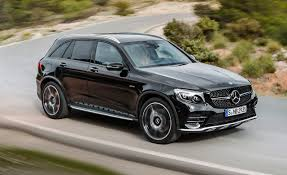 mercedes suv reviews 2017 mercedes amg glc43 drive reviews car and driver
