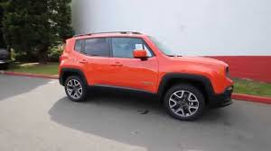 jeep renegade interior orange 2015 jeep renegade latitude orange fpb26953 redmond