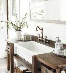 Bathroom Vanities Country Style Best 25 Farmhouse Vanity Ideas On Pinterest Farmhouse Sink