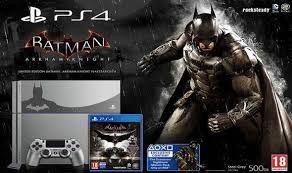 amazon ps4 games black friday ps4 limited edition batman arkham knight console bundle coming to
