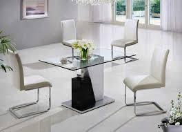 Drehstuhl Esszimmer Leder Weiss Weißes Leder Esszimmer Stühle Modern Möbelideen